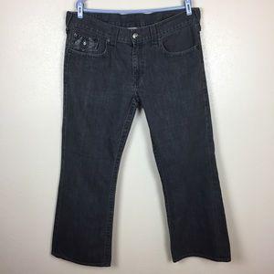 True Religion Billy dark wash jeans men's 38